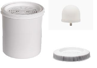 Aqualine 18 met keramisch filter en Cormac ring