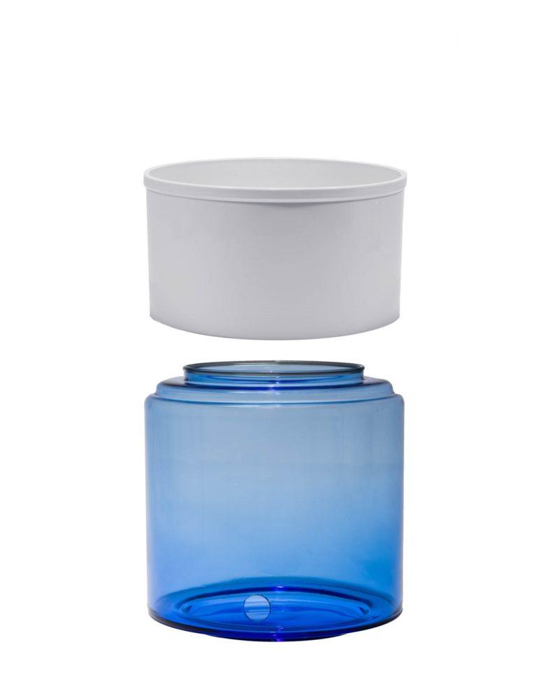 Aqualine 5 glazen vervangingstank