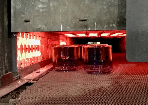 Aqualine 5 van glas in de oven - Tradeline W