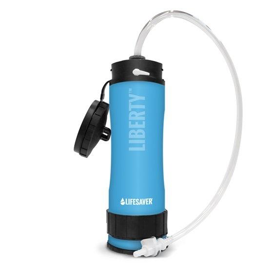 Lifesaver Libert met de hydration bladder connection